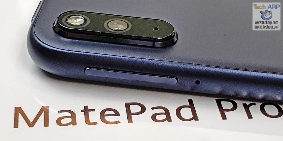 HUAWEI MatePad Pro right side