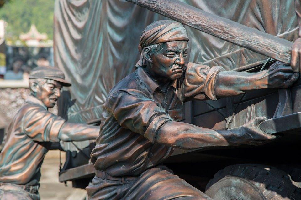 Penang Overseas Chinese Anti-War Memorial