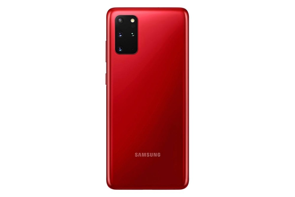 Samsung Galaxy S20 Plus Aura Red Back