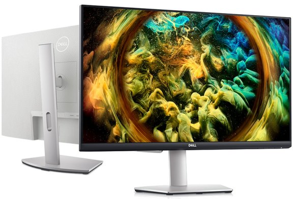 27-inch Dell S2721QS / S2721Q : 4K UHD Multimedia Monitor!