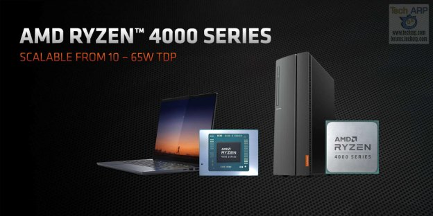 AMD Ryzen 4000 G-Series with Radeon Graphics Revealed!