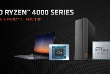 AMD Ryzen 4000 G-Series with Radeon Graphics Revealed!