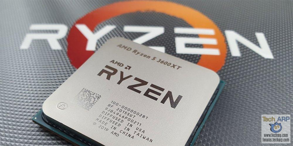 AMD Ryzen 5 3600XT In-Depth Review