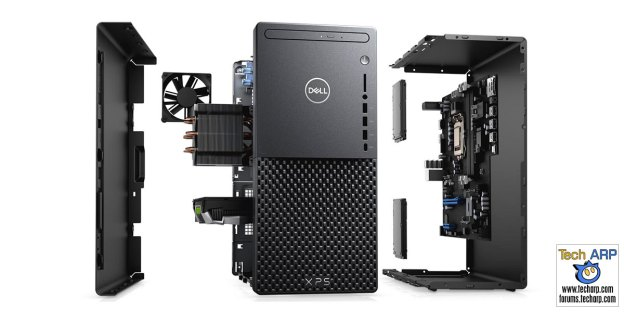 Dell XPS Desktop (8940) : Premium Desktop Gaming PC!