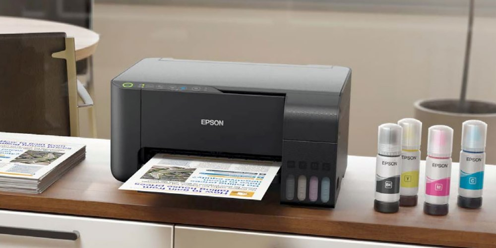 Epson EcoTank L3150 Review : Print To Your Heart's Content!