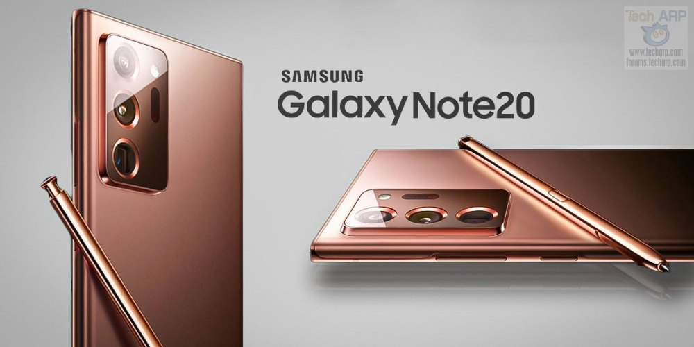 Samsung Galaxy Note 20 Price Leaks : Slightly Cheaper!