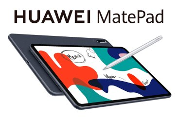 2020 HUAWEI MatePad : Mid-Range Tablet With 2K Display!