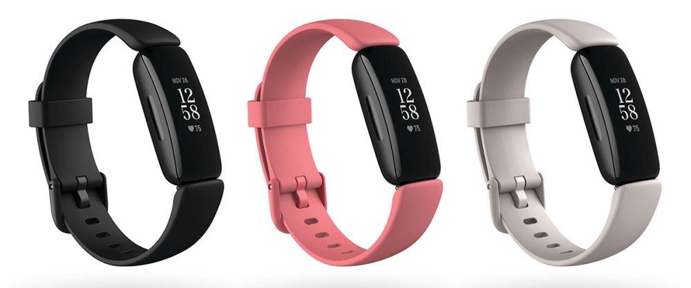Fitbit Inspire 2 colour options