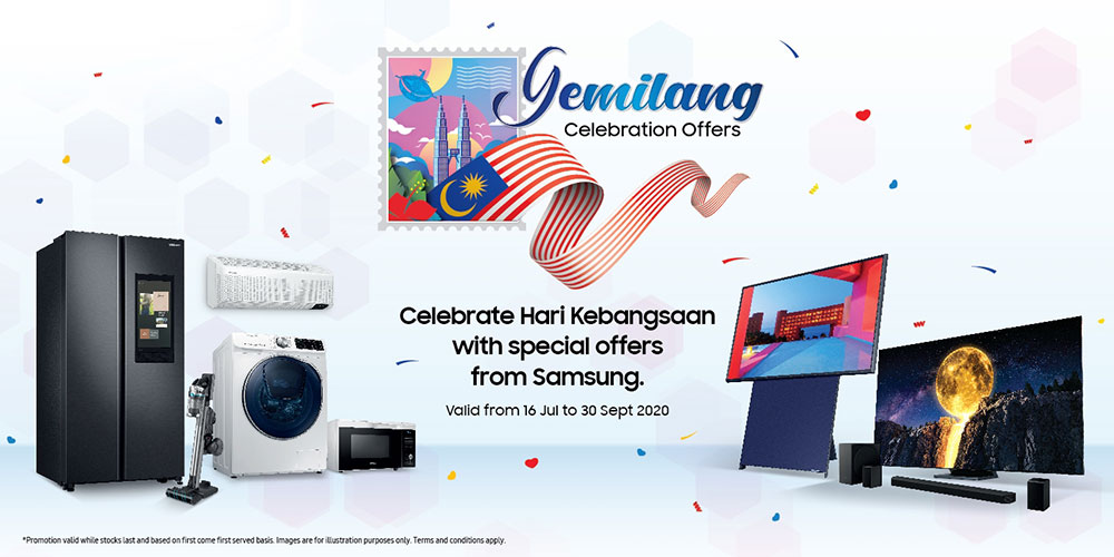 2020 Samsung Gemilang Special Deals For Malaysia!
