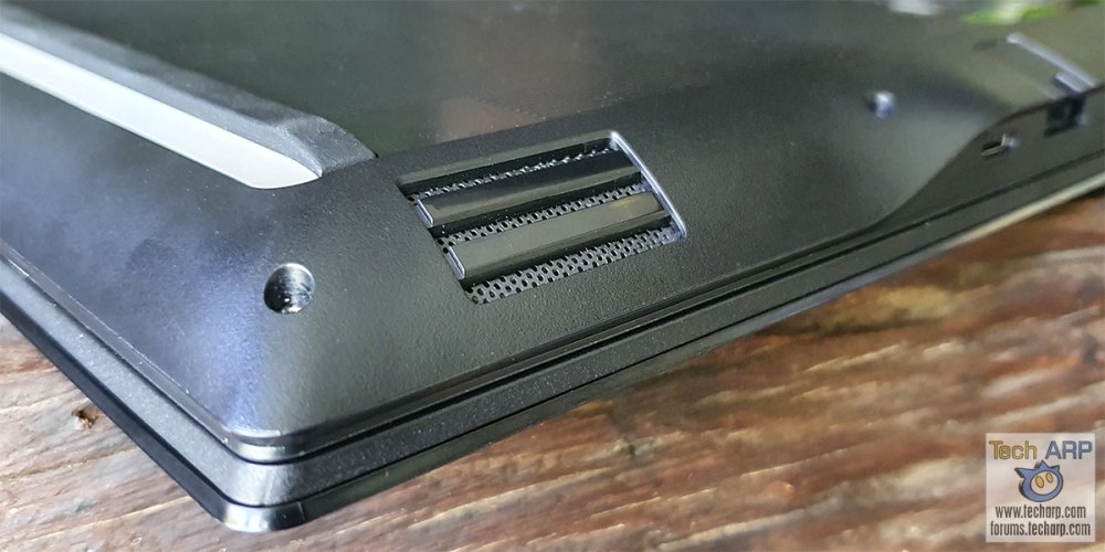 Dell G5 15 5500 speakers