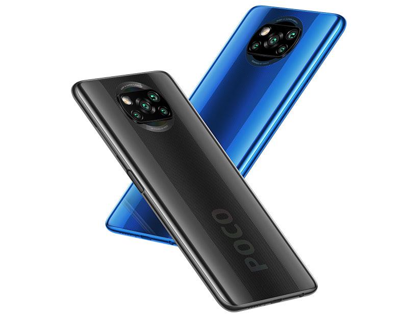 POCO X3 NFC phones