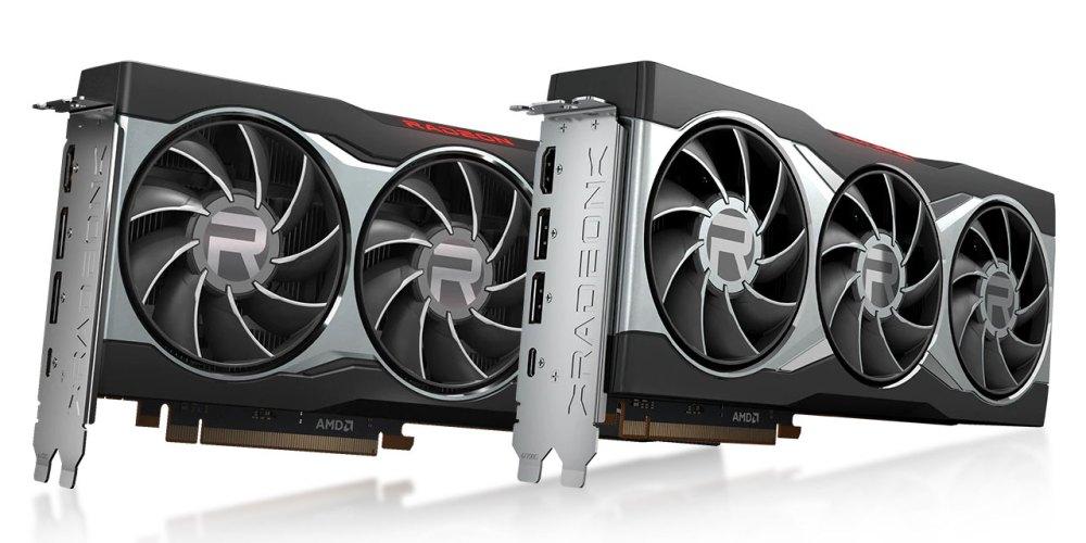 AMD Radeon RX 6000 Series cards