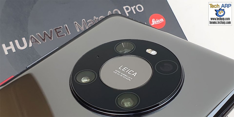 HUAWEI Mate 40 Pro Black : Hands-On Preview!