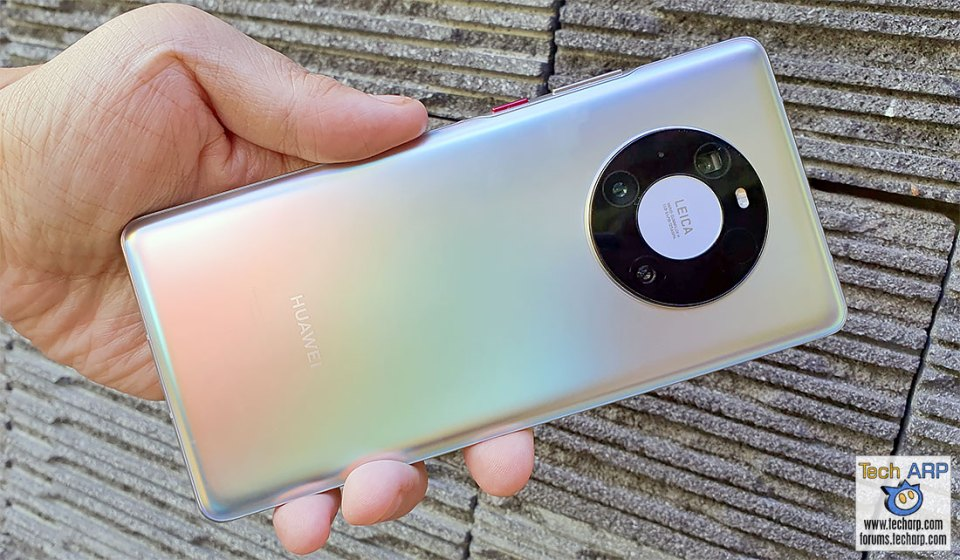 HUAWEI Mate 40 Pro Mystic Silver : Hands-On Experience!
