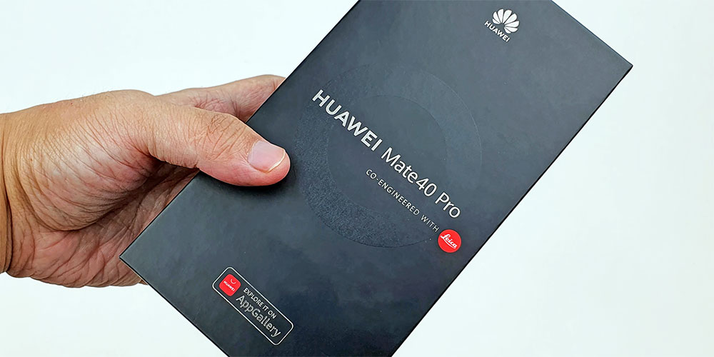 HUAWEI Mate 40 Pro : Unboxing Experience!