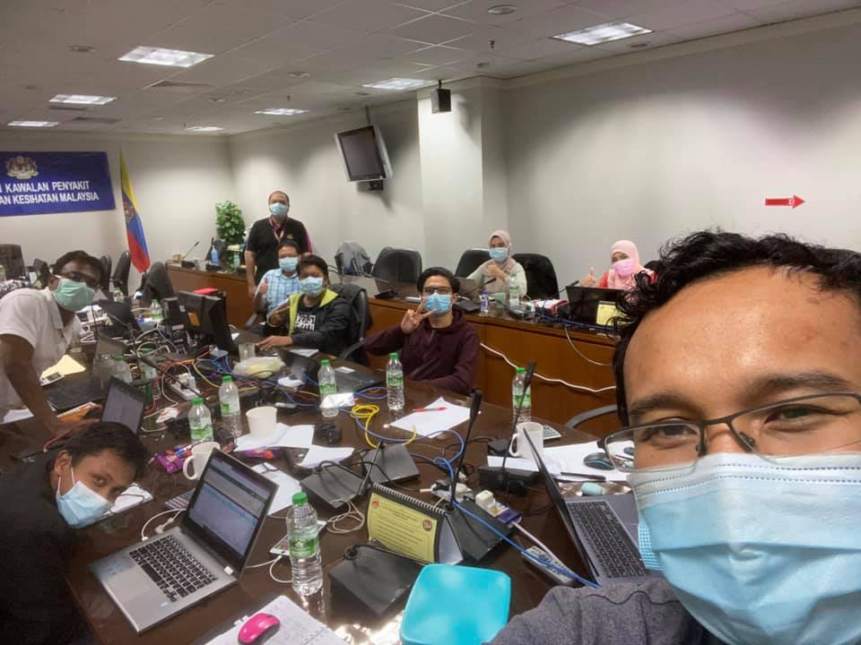 Malaysia National CPRC Data Team