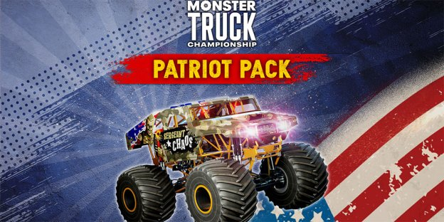 Monster Truck Championship Patriot Pack : Get It FREE!