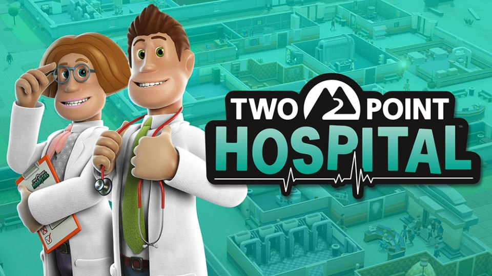 Two Point Hospital : Claim Your FREE SEGA 60th Items!