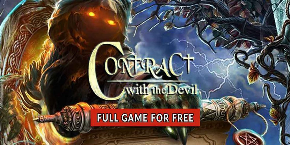 Contract With The Devil : Get It FREE For A Limited Time!