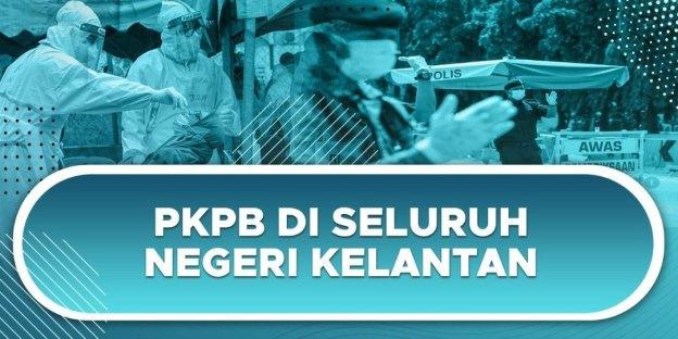 Kelantan Under CMCO Lockdown Starting 21 November!