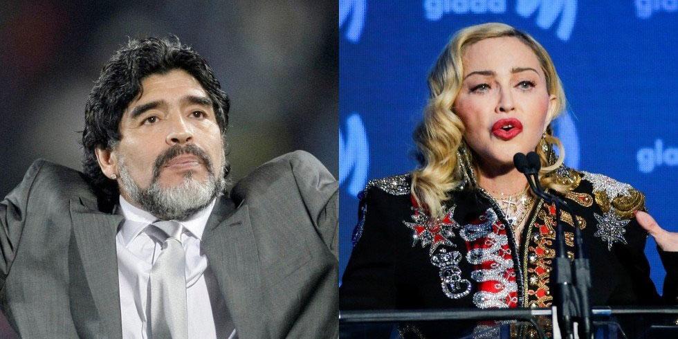 Maradona Death : Did Donald Trump Mistake Him For Madonna?