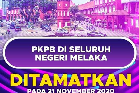 Melaka CMCO ends