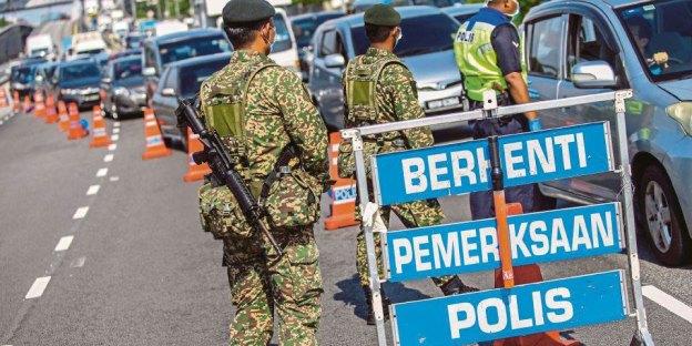 Peninsular Malaysia : Official CMCO / PKPB SOP!