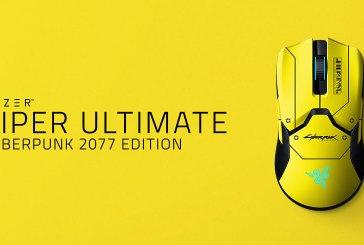 Razer Viper Ultimate Cyberpunk 2077 Edition : What A Looker!