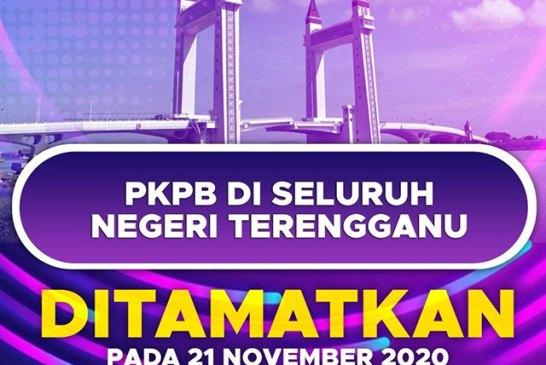 Terengganu CMCO ends
