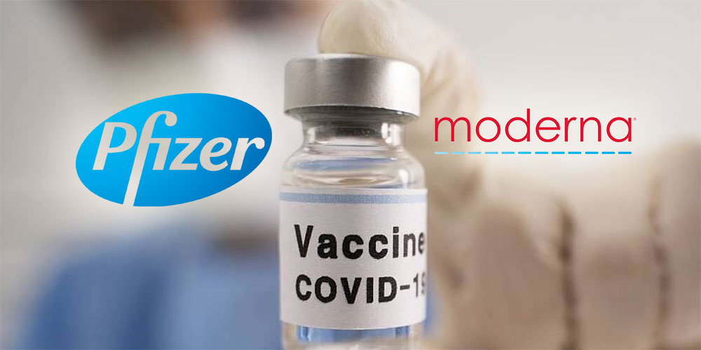 Pfizer + Moderna mRNA Vaccines : How Do They Work?