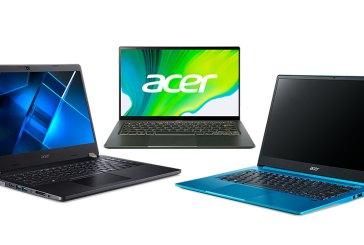 Acer Swift, Aspire + TravelMate : December 2020 Models!