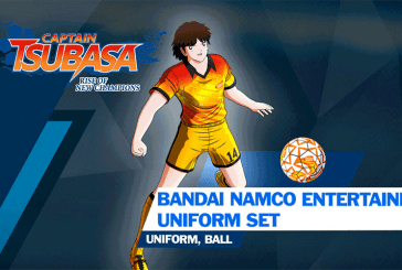 Captain Tsubasa : How To Get FREE Bandai Namco DLC!