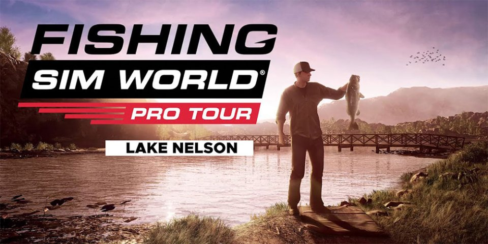 Fishing Sim World : Lake Nelson DLC Is FREE For 3 Months!