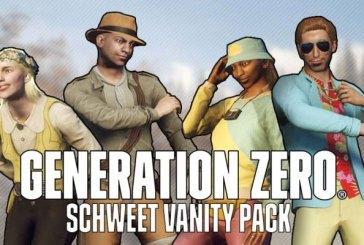 Generation Zero Schweet Vanity Pack : How To Get It FREE!