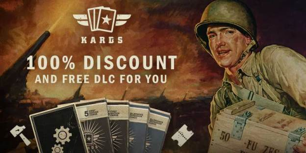 KARDS : How To Get This FREE Game + Starter Pack!