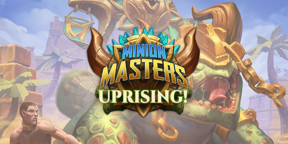 Minion Masters + New Uprising DLC : Get Them FREE!