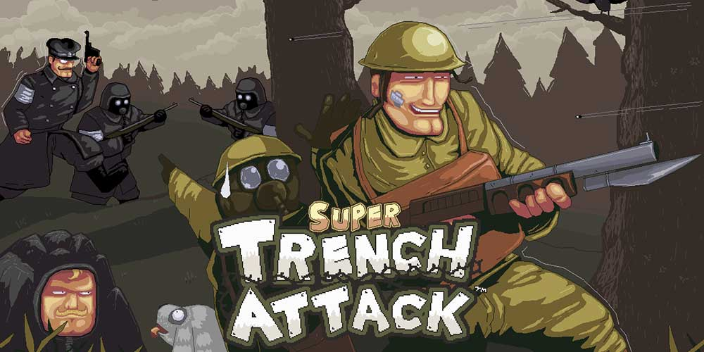 Super Trench Attack! - How To Get It FREE!