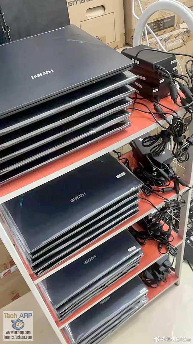 GeForce RTX 30 Laptop Mining : The New Craze!