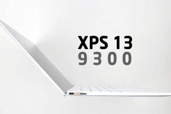 Dell XPS 13 (9300) InfinityEdge Laptop Hands-On Preview!