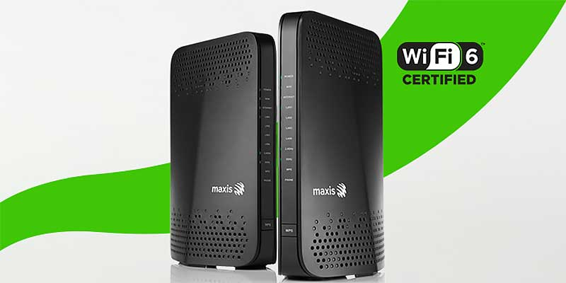 Maxis Fibre Warning : WiFi 6 Router NOT Exactly Free!