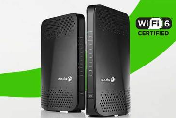 Maxis Fibre Broadband : Get WiFi 6 Router For FREE!