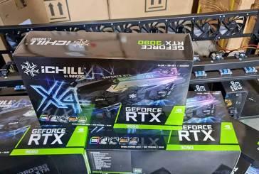 12-Card GeForce RTX 3090 Gigahash Mining Rig!