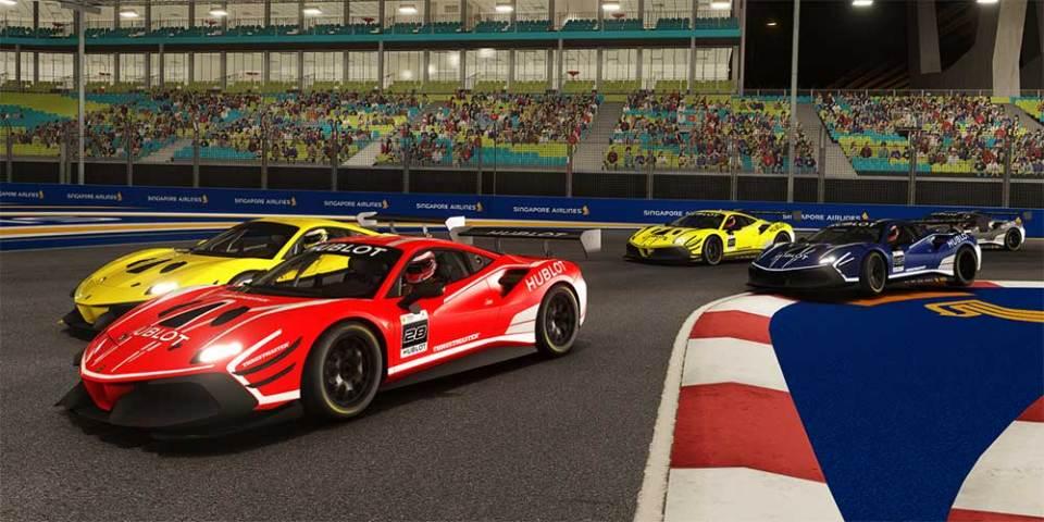 Ferrari 488 Challenge Evo & Ferrari 488 GT3 Evo free