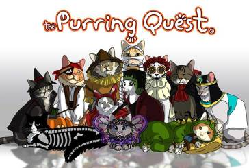 The Purring Quest : Get It FREE For A Limited Time!