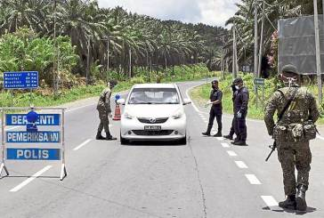 Travel Restriction : Sabah, Labuan, Sarawak District List