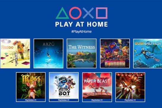 Ten PS4 Games Are FREE For A Limited Time!