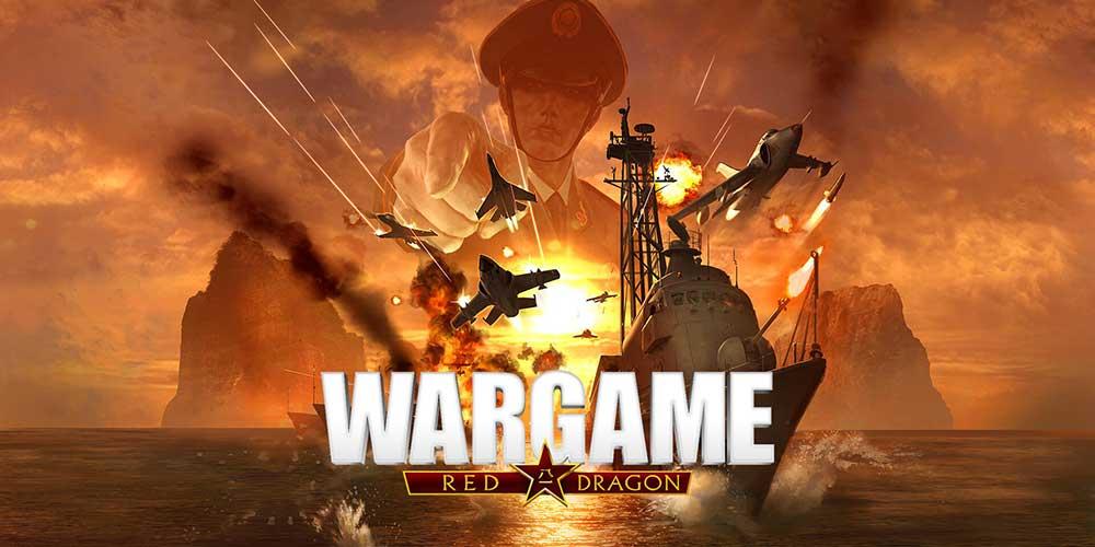 Wargame Red Dragon + 4 DLCs : Get Them FREE!