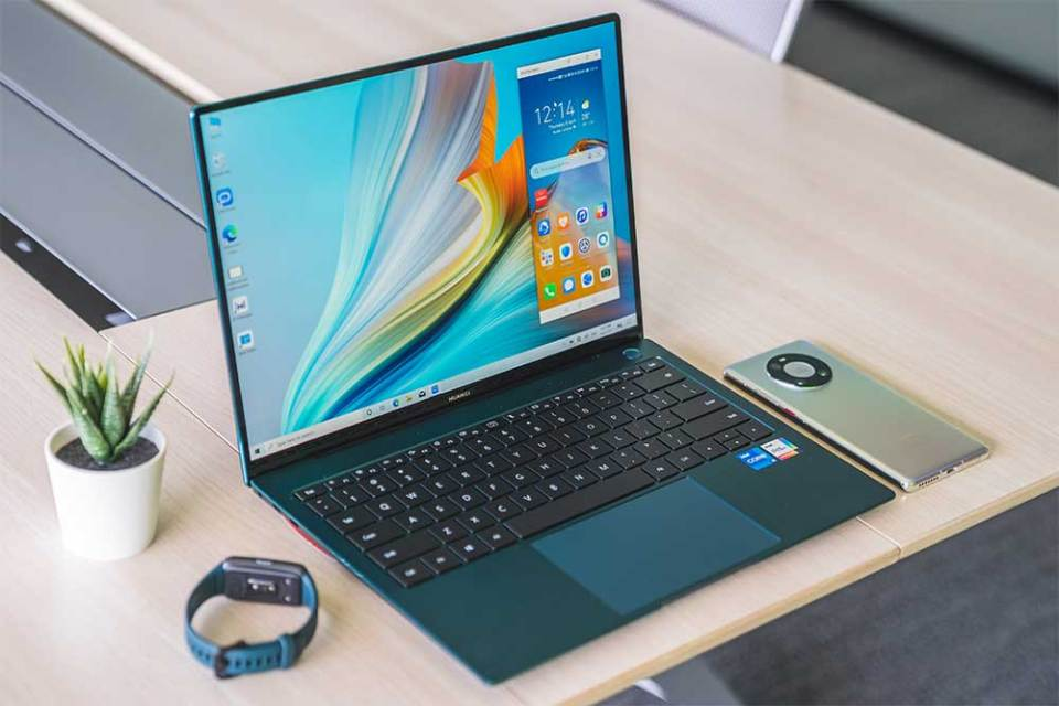 2021 HUAWEI MateBook X Pro Laptop : A Quick Preview!