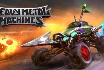 Heavy Metal Machines + Dirt Devil Pack : Get Them FREE!