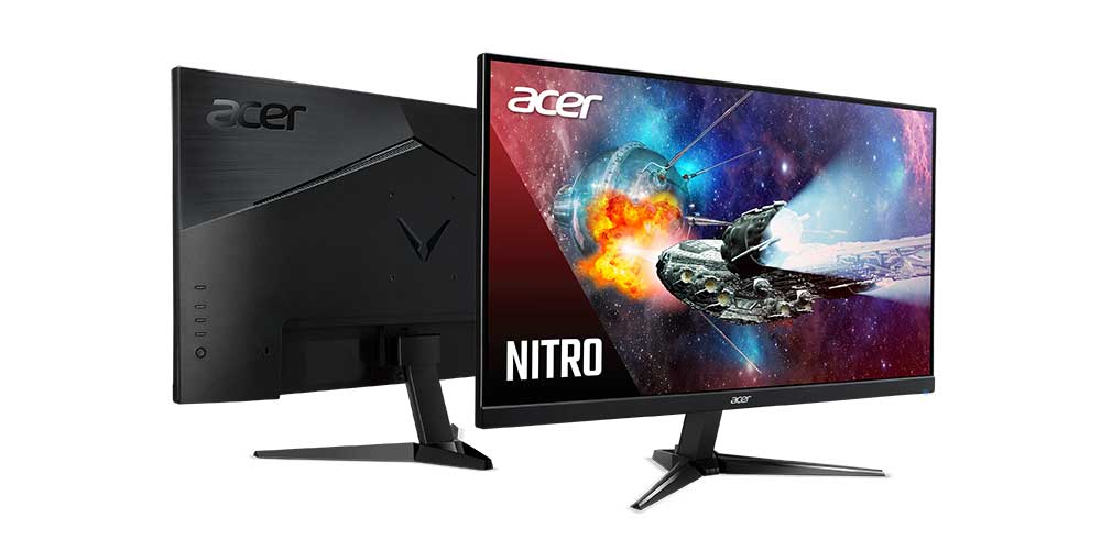 Acer Nitro QG241YP : 165 Hz Gaming Monitor Preview!